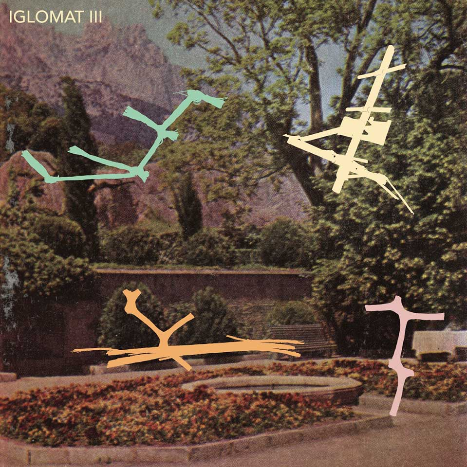 IGLOMAT III record cover