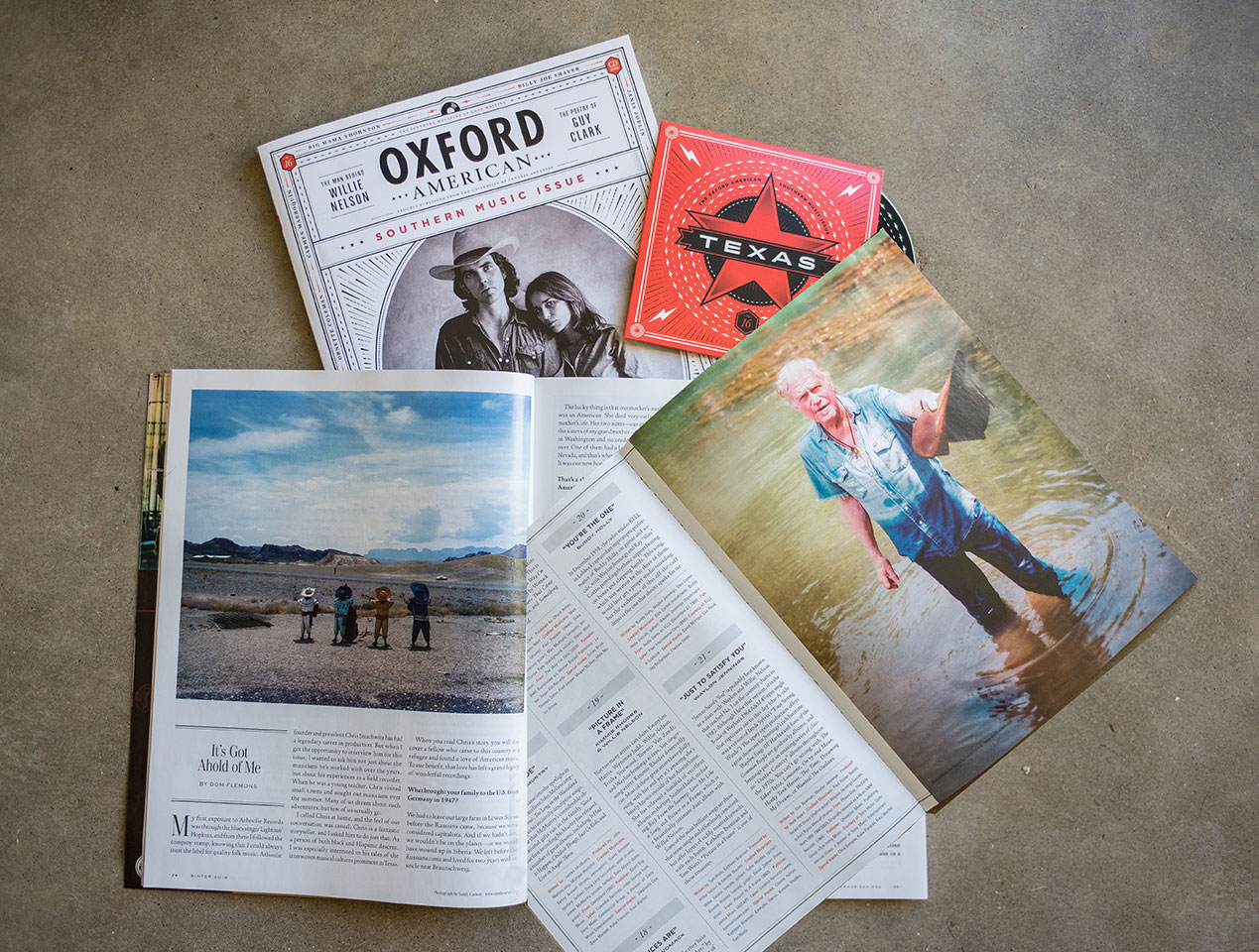 The Oxford American Magazine