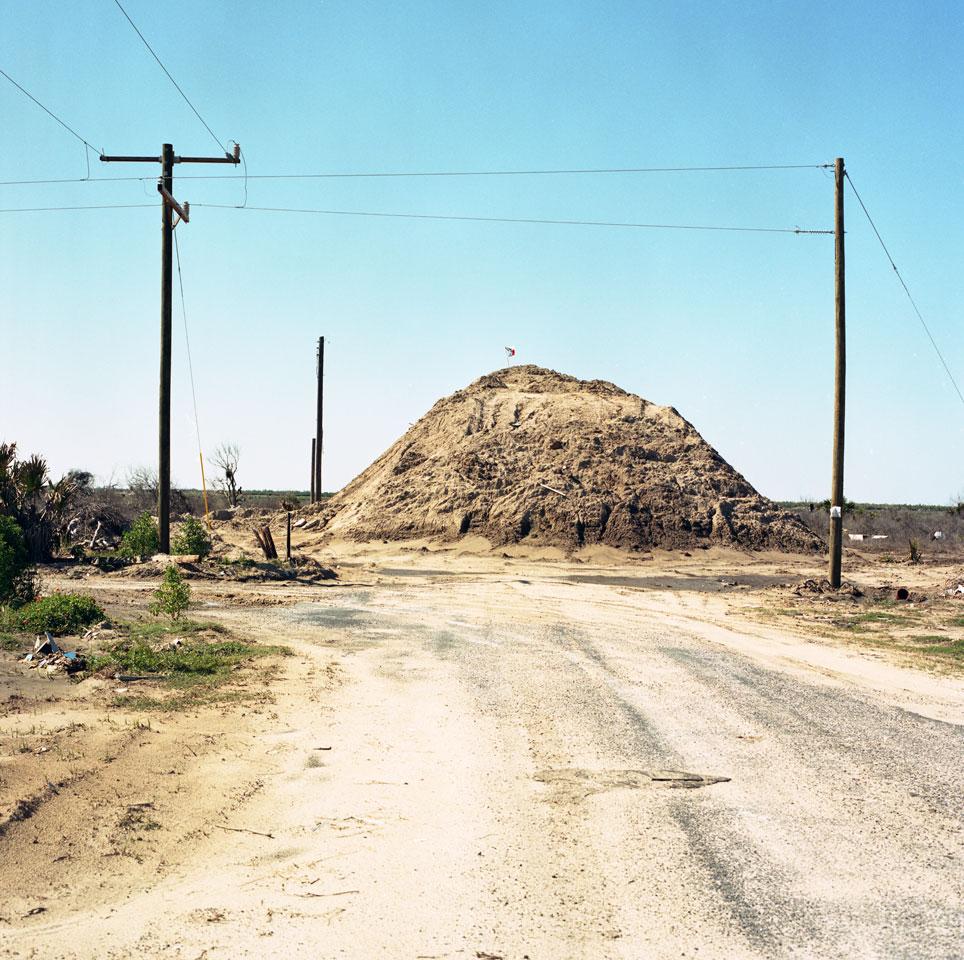 Clean Up Mound