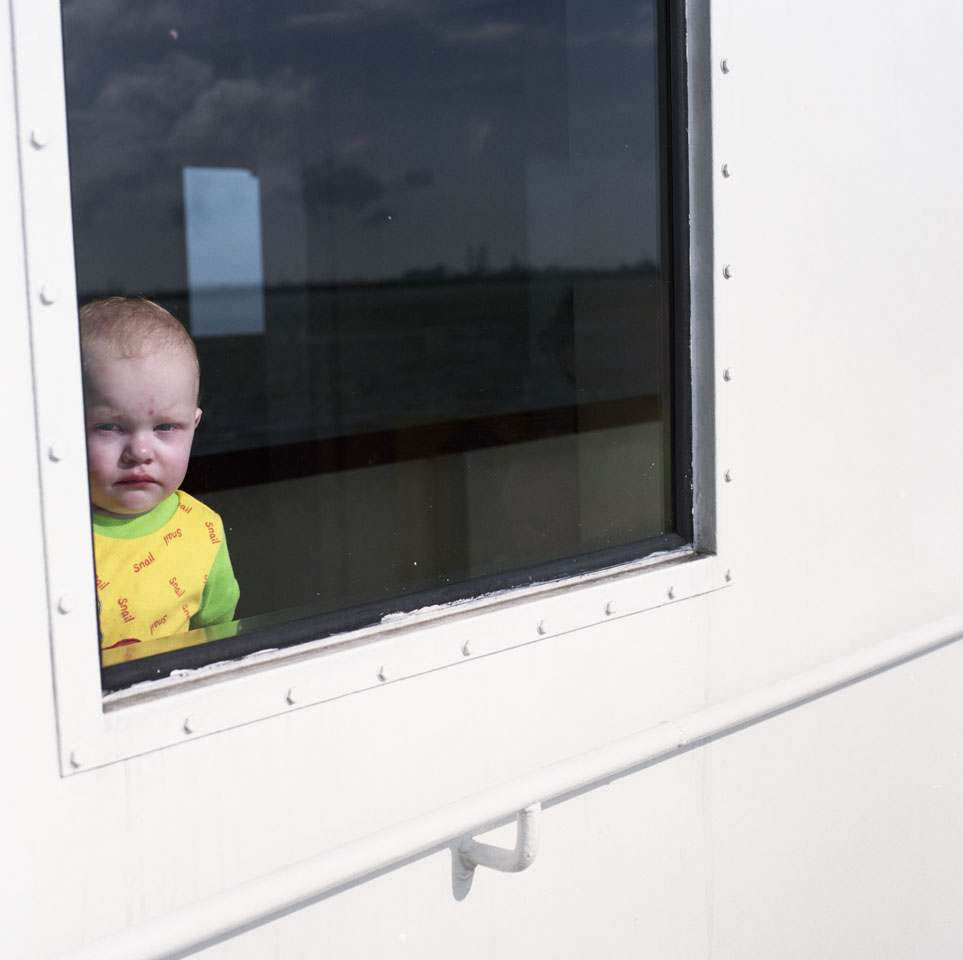 Baby On Ferry