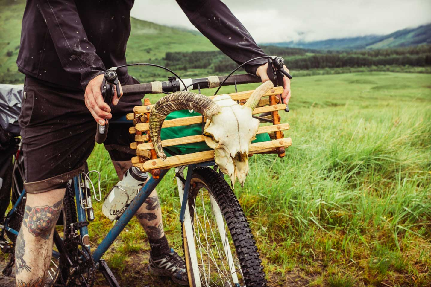 Bothies by Bike